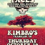 10/29/15 Kimbro's