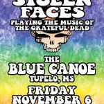 11/6/15 Blue Canoe