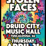 4/21/16 Druid City Music Hall