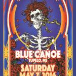 5/7/16 Blue Canoe