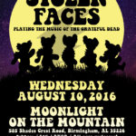8/10/16 Moonlight On The Mountain