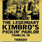 2/2/17 Kimbro's
