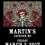 3/3/17 Martin's