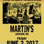 6/2/17 Martin's
