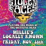 11/28/14 Willie's Locally Known