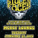 1/27/15 Mercy Lounge
