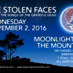11/2/16 Moonlight On The Mountain