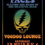 1/6/18 Voodoo Lounge