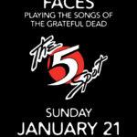 1/21/18 The 5 Spot