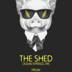 8/3/18 The Shed