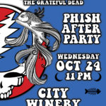 10/24/18 City Winery