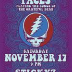 11/17/18 Stickyz