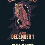 12/1/18 Blue Canoe
