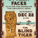 12/22/18 The Blind Tiger