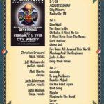2019-02-01-setlist