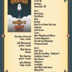 2019-02-22-setlist