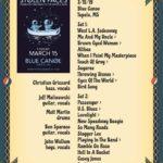 2019-03-15-setlist