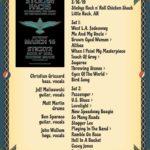 2019-03-16-setlist