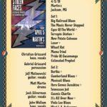 2019-04-05-setlist