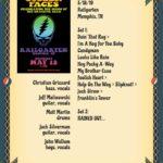2019-05-18-setlist