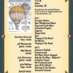 2019-07-12-setlist