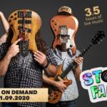8/8/20 Instrumenthead Live!
